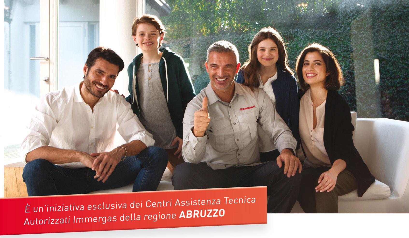 Assistenza tecnica Immergas Abruzzo